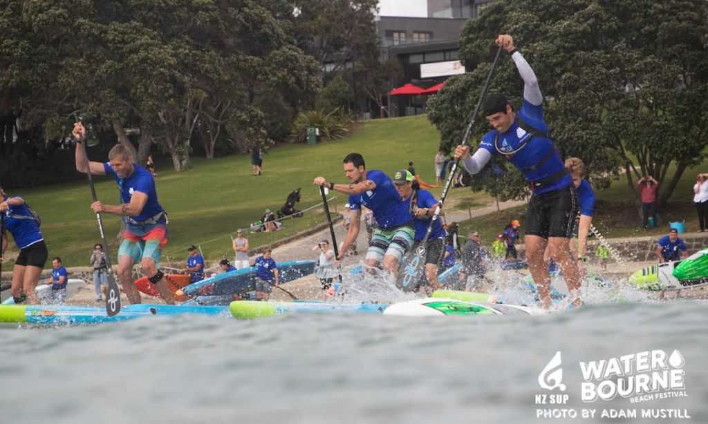New Zealand Kicks Off SUP Nationals After Lockdown