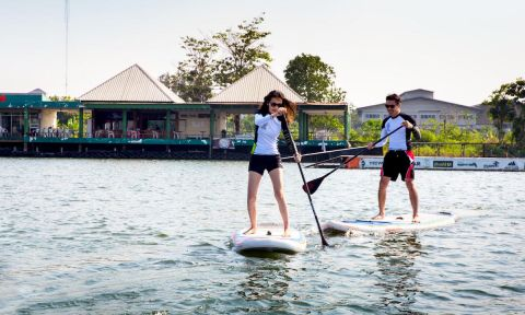 WeSUP Introduces Thailand Locals To SUP