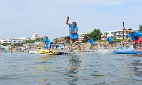 SUP World Series Begins 2016 Season At Victoria Cup Japan