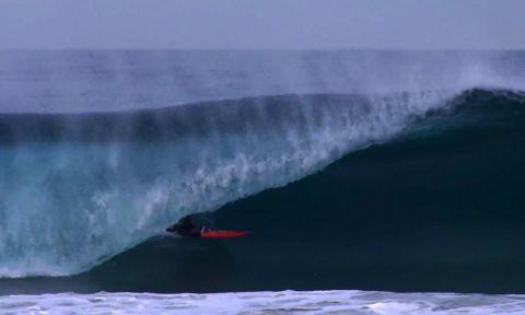 Jess Leedy Gets Extreme In New SUP Surfing Edit