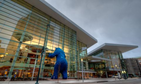 Denver Convention Center | Photo Courtesy: Shutterstock.com