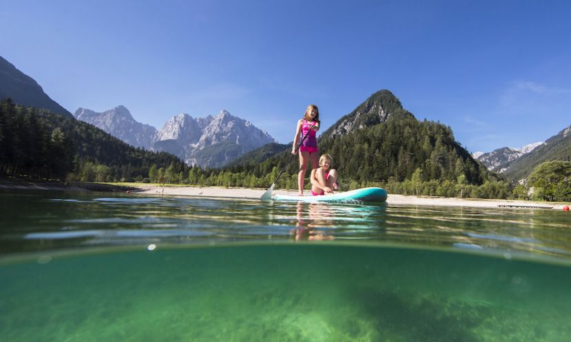 5 Tips for Buying a Family SUP