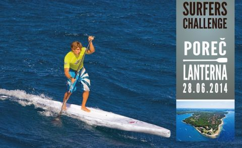 First Croatian Stand Up Paddle Elite Race Announced