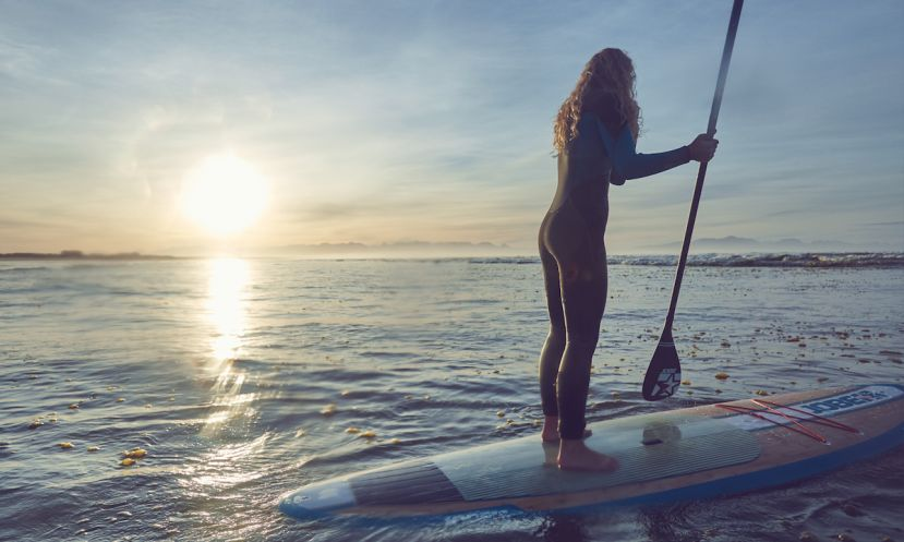 5 Reasons Why You Should Take Your SUP On Holiday