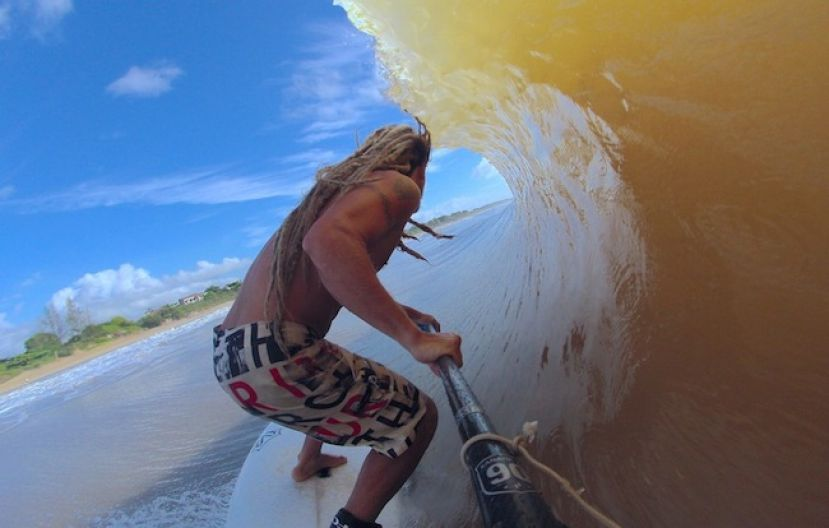 Marcos Vidigal SUP Surfing Brazil
