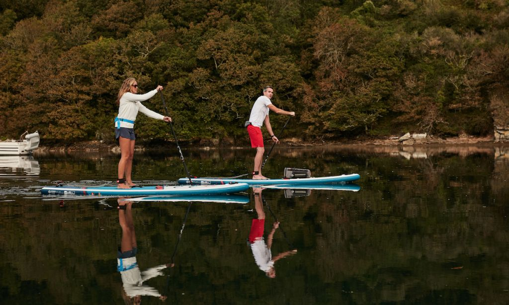 Red Paddle Co Launches Cutting-Edge Brand Ad