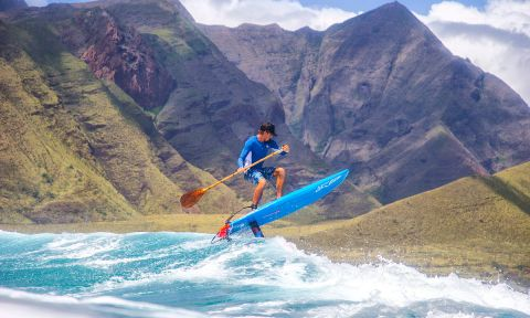 Paddle Boarding's Biggest Trends in 2017