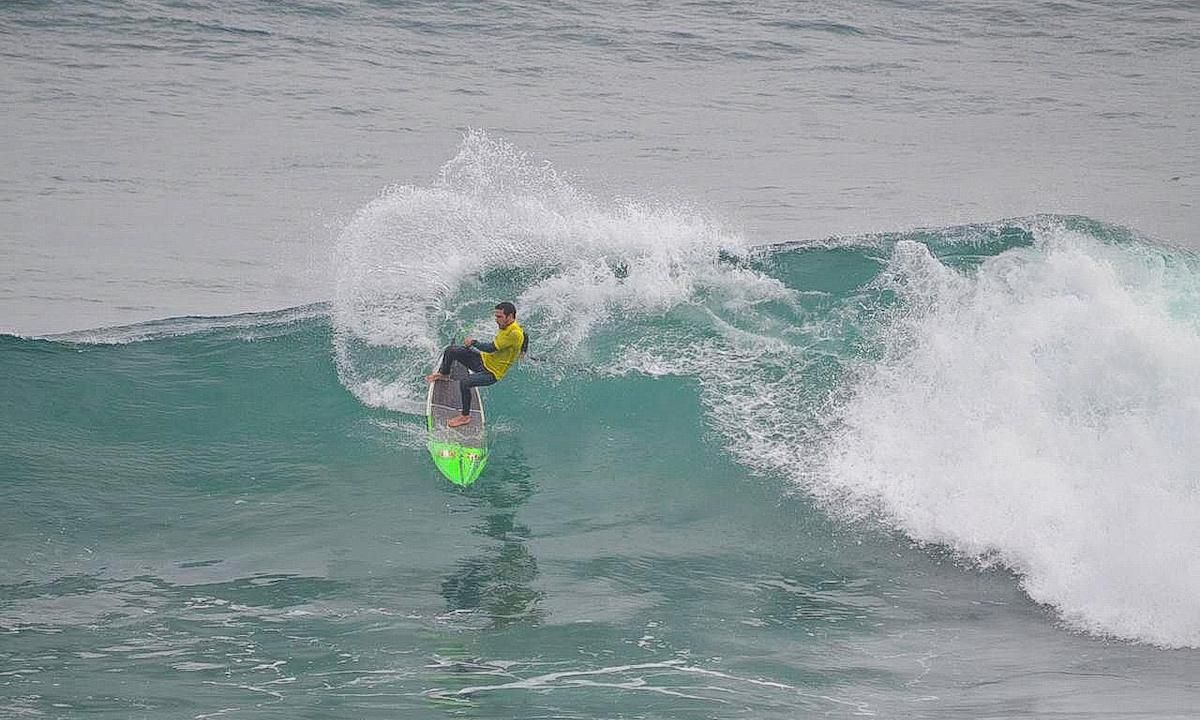 Peru's Tamil Martino performing in front of his home crowd. | Photo: Latinwave