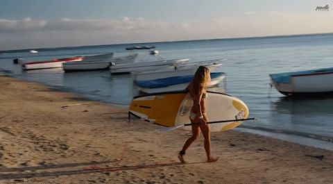 World's First Hybrid ESP-Inflatable SUP