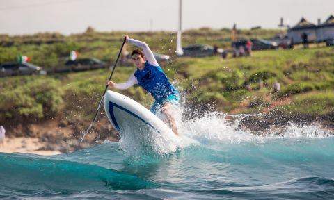 Kody Kerbox in Maui, Hawaii | Photo Courtesy: SIC Maui