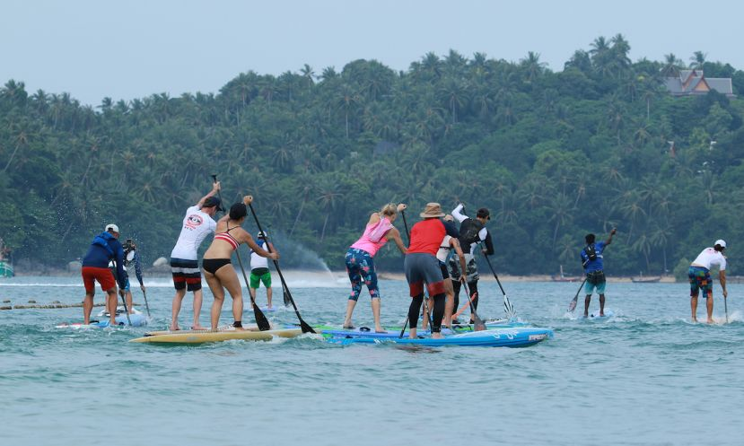 5th Annual Thailand SUP Festival Pushes SUP Into New Frontiers