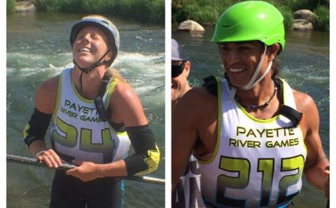 Stalla And Appleby Win 2014 Payette River Games