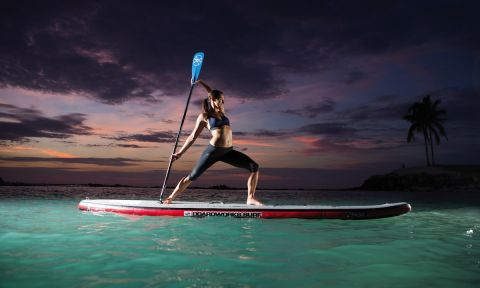 Boardworks ambassador and SUP Yoga guru Jessica Cichra recently released this awesome tutorial on how to find stability for SUP Yoga.