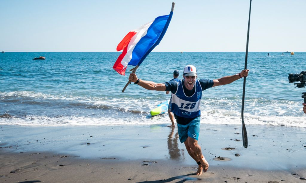 France's Titouan Puyo back to the form that earned him ISA Gold in 2014 in Nicaragua. | Photo: ISA / Ben Reed