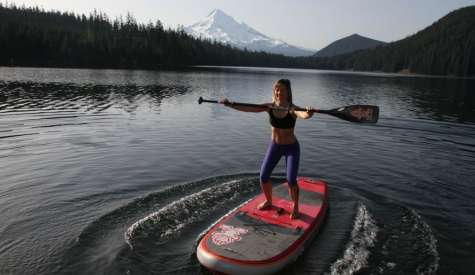 How To Put Even More Fitness Into Your Stand Up Paddling