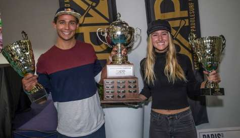 Foudy & Arutkin Claim First APP Race World Titles