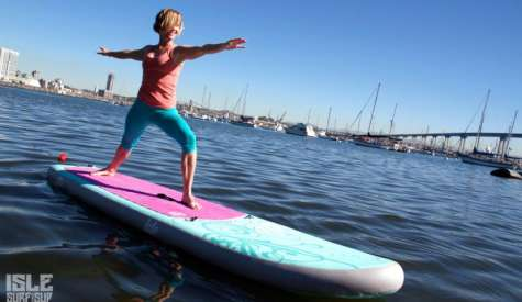 10 SUP Yoga Poses Anyone Can Do