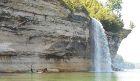 A SUPerior Adventure: Man Becomes First To Circumnavigate Lake Superior On A SUP