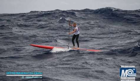 Watch: Elite Athletes Prepare for 21st Annual Moloka'i 2 O'ahu