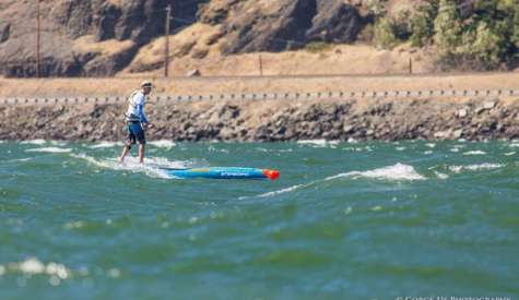 Connor Baxter Sweeps The 2016 Columbia Gorge Paddle Challenge