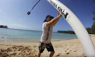 How To Lift A Stand Up Paddle Board To Avoid Injury