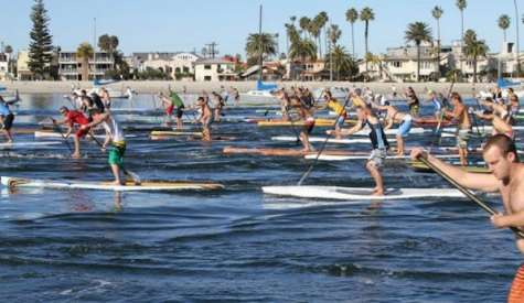 10 Common Mistakes by the First Time SUP Racer
