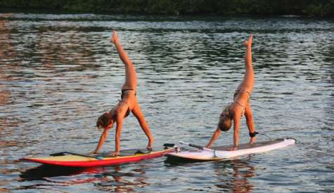 5 SUP Yoga Tips For Beginners