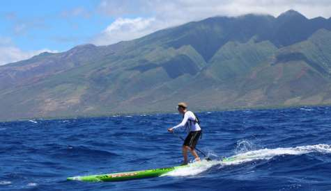 Maui Races Join to Form Maui SUP Cup