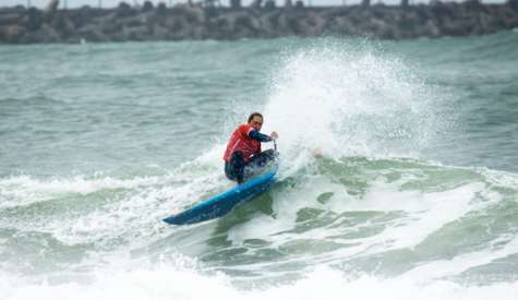 Brazil & Australia Win Gold in SUP Surfing at ISA Denmark