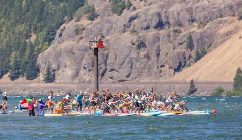 Columbia Gorge Paddle Challenge Gears Up for 2018 Event