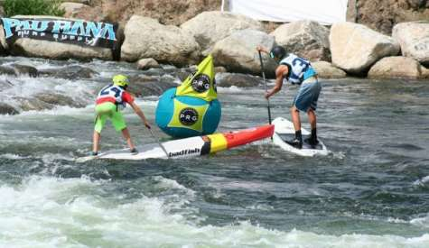 2015 Payette River Games TV Broadcast