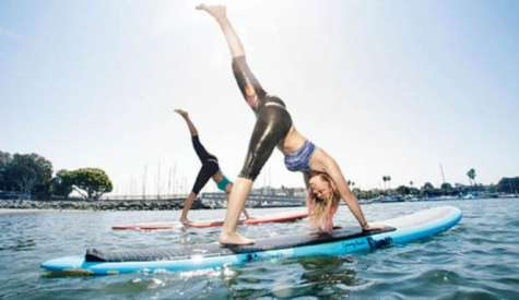 10 Webisodes to Make Your SUP Yoga Even Better
