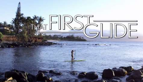 Watch, Feel & Share 'That First Glide'