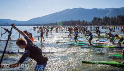 5 Tips For First Time SUP Racers