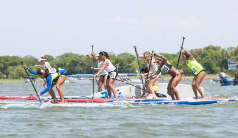 SUP To Be Included At Central American Games