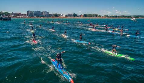 World Title Showdown To Go Down At Pacific Paddle Games