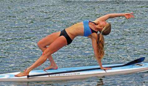 Is SUP Yoga Better Than Yoga On Land?
