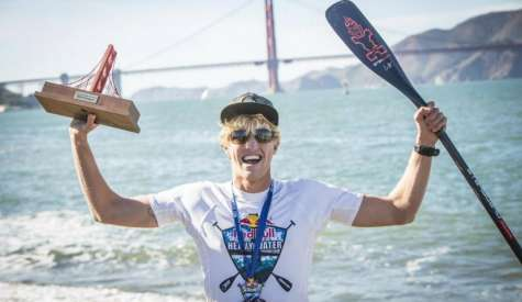 Connor Baxter Claims Victory In Red Bull Heavy Water & Secures 2016 World Title