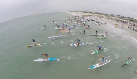 World's Best Paddlers Headed To Carolina Cup 2016