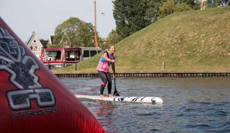 SUP 11 City Tour: A Truly Extraordinary Race | Interview With Siri Schubert