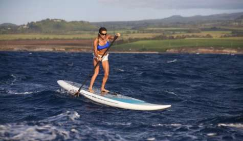 Talking SUP Nutrition With Alyssa Joy