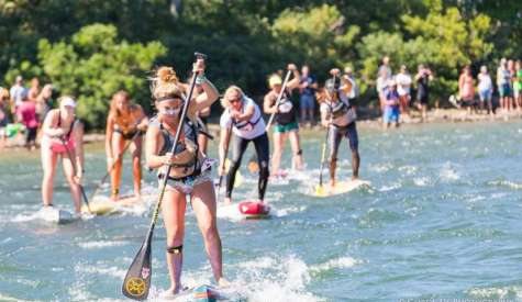 New League Aims to Crown 'True' World SUP Champions
