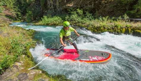 Top Mistakes Made By River SUP Rookies