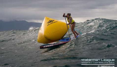 Fiona Wylde Dominates Maui And Wins First World Title
