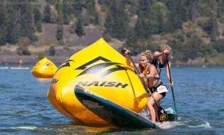 Werner Paddles Columbia Gorge Paddle Challenge 2016 Video Recap