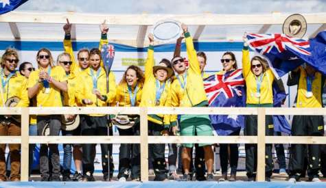 Australia Continues Dominance to Win Historic Fifth ISA Gold Medal