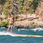 Surprises, Scares & Stamina at Columbia Gorge Paddle Challenge 2017