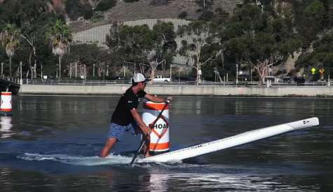 How To Perform A Buoy Turn On A SUP
