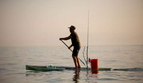 Tips For SUP Fishing Rookies
