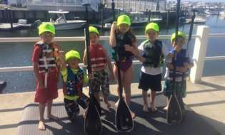 SUPIA Youth SUP Days Coming This June!